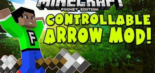 Controllable Arrows Mod