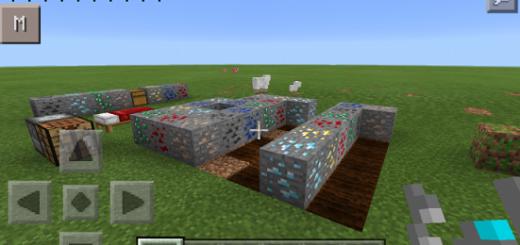 Growable Ores Mod