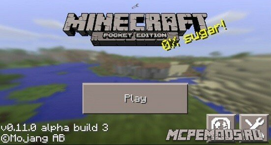Minecraft Pocket Edition 0.11.0 build 3
