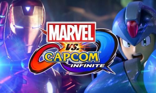 Marvel vs Capcom Infinite скачать торрент