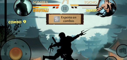 Shadow Fight 4