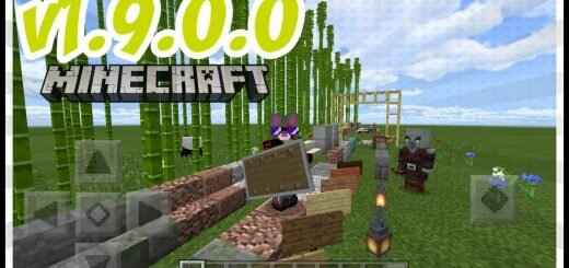 Minecraft-v1-9-0-0
